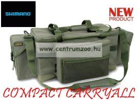 Shimano Compact Carryall Maxi horgásztáska rekeszekkel 89cm X 39cm X 42cm  (SHOL03)(SHTR03)