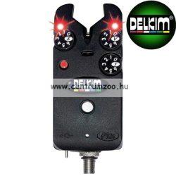 Delkim Plus elektromos kapásjelző Flame Red - PIROS  (A CSÚCSMINŐSÉG) (DP001)
