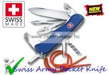 Victorinox Swiss Army Pocket Knife SKIPPER BLUE  zsebkés, svájci bicska  0.8593.2W