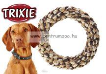 Trixie Denta Ring Rope Dog Toy kutya játék fogtisztító karika 14cm (TRX32655)