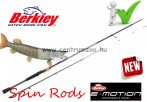 Berkley E-Motion 662S 5/20g ML SPIN pergető bot 198cm (1446476)