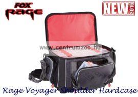 Fox Rage Voyager Carrybags pergető horgásztáska 39cm x 29cm x 28cm (NLU041)