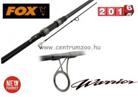 FOX Warrior® S Compact 12ft 3lb 3rész bojlis bot (CRD202) 3,6m
