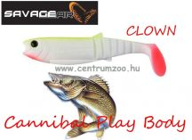 SAVAGE GEAR LB Cannibal Play Body  6,8cm 3g gumihal Clown (61841)