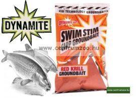 Dynamite Baits Swim Stim Red Krill Groundbait etetőanyag 900g DY105