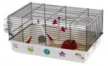 Ferplast Criceti 9 Space Hamster Home felszerelt új hörcsög ketrec