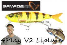 Savage Gear 4Play V2 Liplure 13,5cm 18g SF 06-Golden Ambulance gumihal (61736)