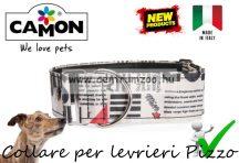 Camon Collare per levrieri Pizzo - agár nyakörv 42-52cm (DC134/E)