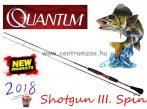 QUANTUM Shotgun III. Serie Spin 270cm 25g pergető bot (1910270)