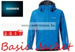 Shimano Mineral Blue Basic Jacket  kék kabát Medium  (RA02JM)