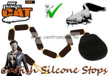 Fox Rage Catfish Silcone Stops XL masszív szilikon stopper 10db (BAC028)