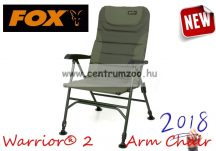FOX Warrior® 2 Arm Chair kényelmes erős szék (CBC068)
