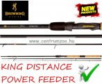 Browning KING DISTANCE POWER FEEDER 13ft 3,90m 140g,3lb 8lb feeder bot (12201391)