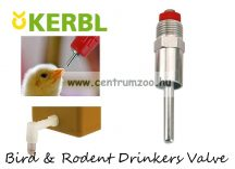 Kerbl Bird &  Rodent Drinkers Valve madár és rágcsáló önitató szelep (74161)