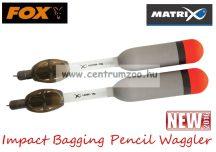Fox Matrix Impact Bagging Pencil Waggler - large 15g (GAC346)