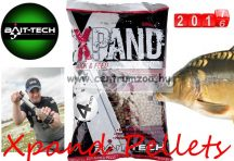 Bait Tech Xpand Pellets 4mm etetőpellet 500g (2500404)