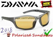 Daiwa Polarized Sunglasses - AMBER LENS 2018 NEW modell (DTPSG10)(209287)