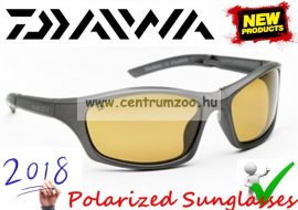 Daiwa Polarized Sunglasses - AMBER LENS 2018 NEW modell (DTPSG10)(209287)