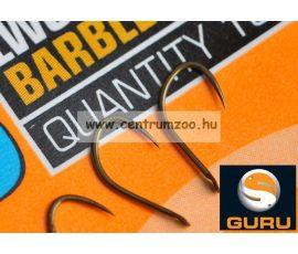 GURU LWG SPADE END Hook horog 12-es méret (GLWGS12)