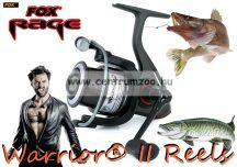 Fox Rage Warrior® II Spin Reels 2500 FD elsőfékes pergető orsó (NRL020)