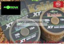 KORDA Kable XT Extreme Leadcore 15m 70lb Green (KABXTG)