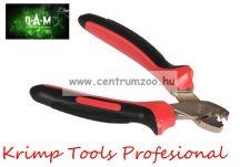 D.A.M EFFZETT Krimp Tools Profesional  krimpelő fogó (D8517204)