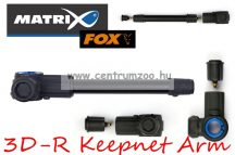 Fox Matrix 3D Keepnet Arm Long száktartó kar verseny ládához 28cm (GMB049)