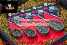 GURU EXTRA DISTANCE HYBRID FEEDER Large 60g feeder kosár 24g (GFD006)