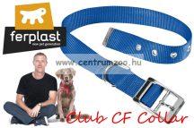 Ferplast Club CF 20/43  2,0cmx43cm nyakörv fém csattal (752619**) több színben