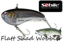 Sebile® Flatt Shad megbízható wobbler FS-077-SK - Natural Shiner (1407726)