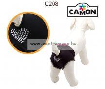 Camon Mutandine BLACK Power bugyi több méretben (C208)