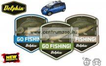 GO FISHING! Carp - autós illatosító - SPORT FRESH (795000901)