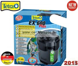Tetra Tech EX PLUS  600 külsőszűrő 2017NEW 120l-ig