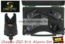 Carp Spirit Classic CSC-3 3db-os rádiós kapásjelző készlet  (ACC490022)