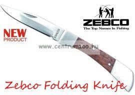 Zebco Folding Knife 14cm zsebkés, bicska (6524001)