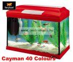 Ferplast Marex Cayman 40 Colours komplett prémium akvárium 21liter -AKCIÓ-