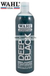 Wahl Moser sampon Deep Black – Fekete bundára 500ml (2999-7510)