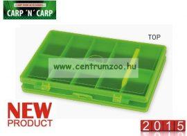 Carp Zoom Magnetic Box - Mágneses doboz 12x8x1,6cm 25rekeszes (CZ8441)