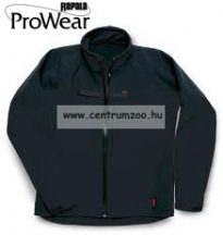 Rapala Pro Wear X-ProTech SoftShell Jacket Black XXL (21105-2)