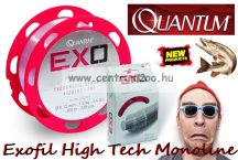 Quantum Exofil Spinning Line 300m 0,16mm 2,60kg transparent superpremium monofil zsinór