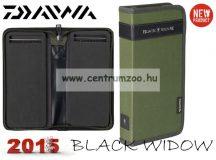 ELŐKETARTÓ - Daiwa - Black Widow Wallet 29cm előke tartó (18705-005)