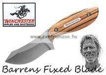 Winchester® BARRENS kompact tőr tokkal (003436)
