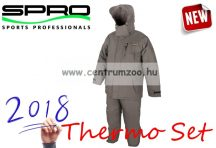 Spro Premium Thermo Set - XL meleg thermo ruha (7179-300)