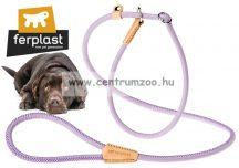 Ferplast Derby GC10/160 Purple bőr póráz & nyakörv erős kivitelben (75383503)