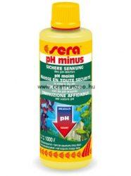 """Sera Ph- Mínus 250ml """"a lágyabb vízért"""" (003550)"""