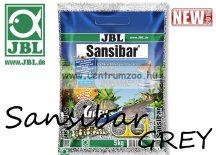 JBL Sansibar Grey akváriumi kavics aljzat 10kg (JBL67063) szürke