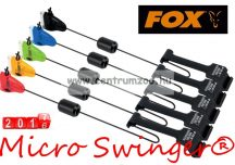 FOX Micro Swinger Black Presentation - (CSI039) FEKETE