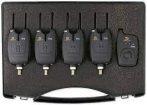 Carp Spirit XTE Premium 4+1 Alarm Set elektromos kapásjelző szett 4+1 (ACS490027)