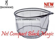 MERÍTŐFEJ  Browning Landing Net Compact Black Magic  44x38cm (7029050)