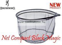 MERÍTŐFEJ  Browning Landing Net Compact Black Magic  44x38cm (7029050)
